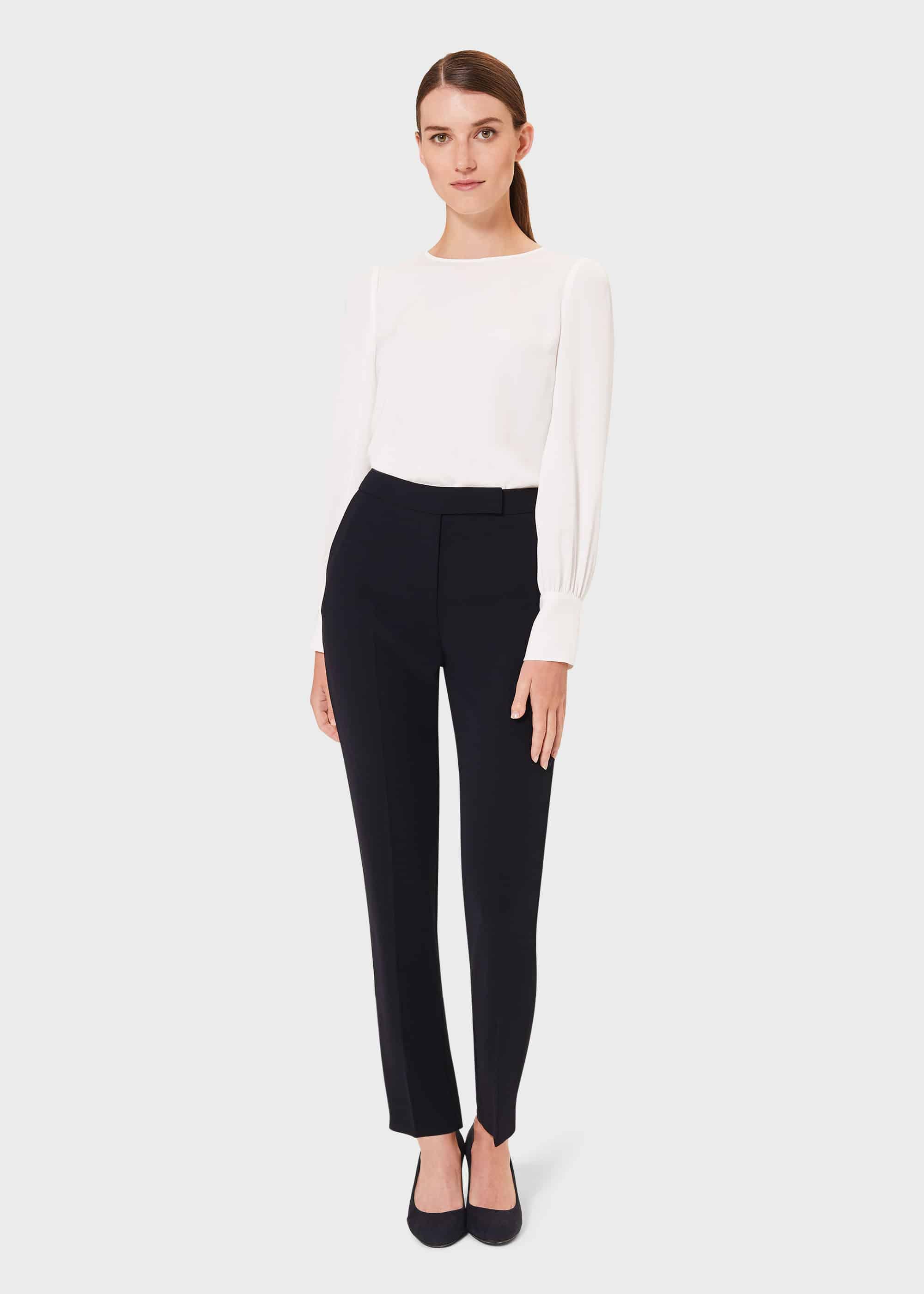 Hobbs Women Maya Tapered trousers