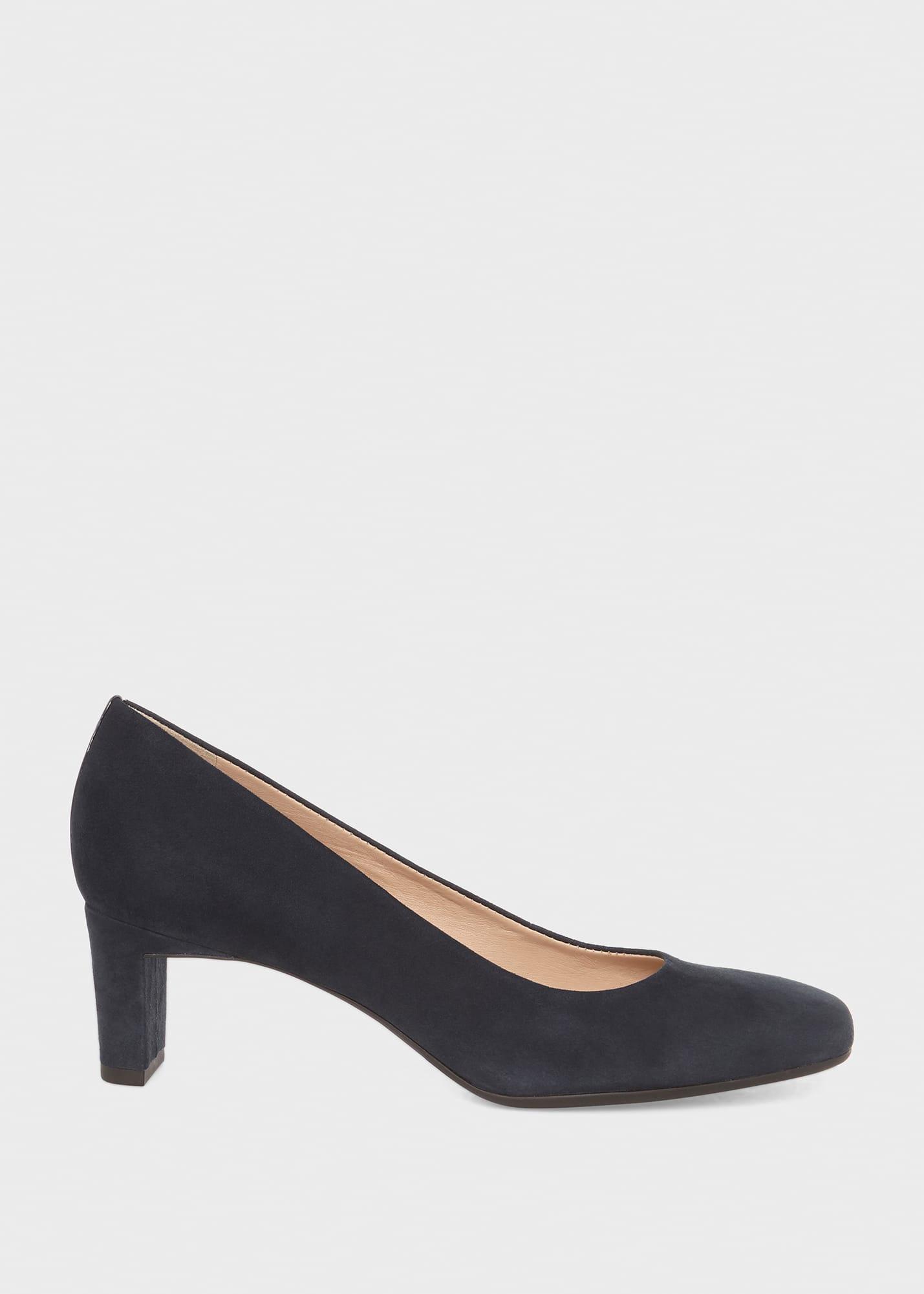 Hobbs Women Myra Suede Court Shoes