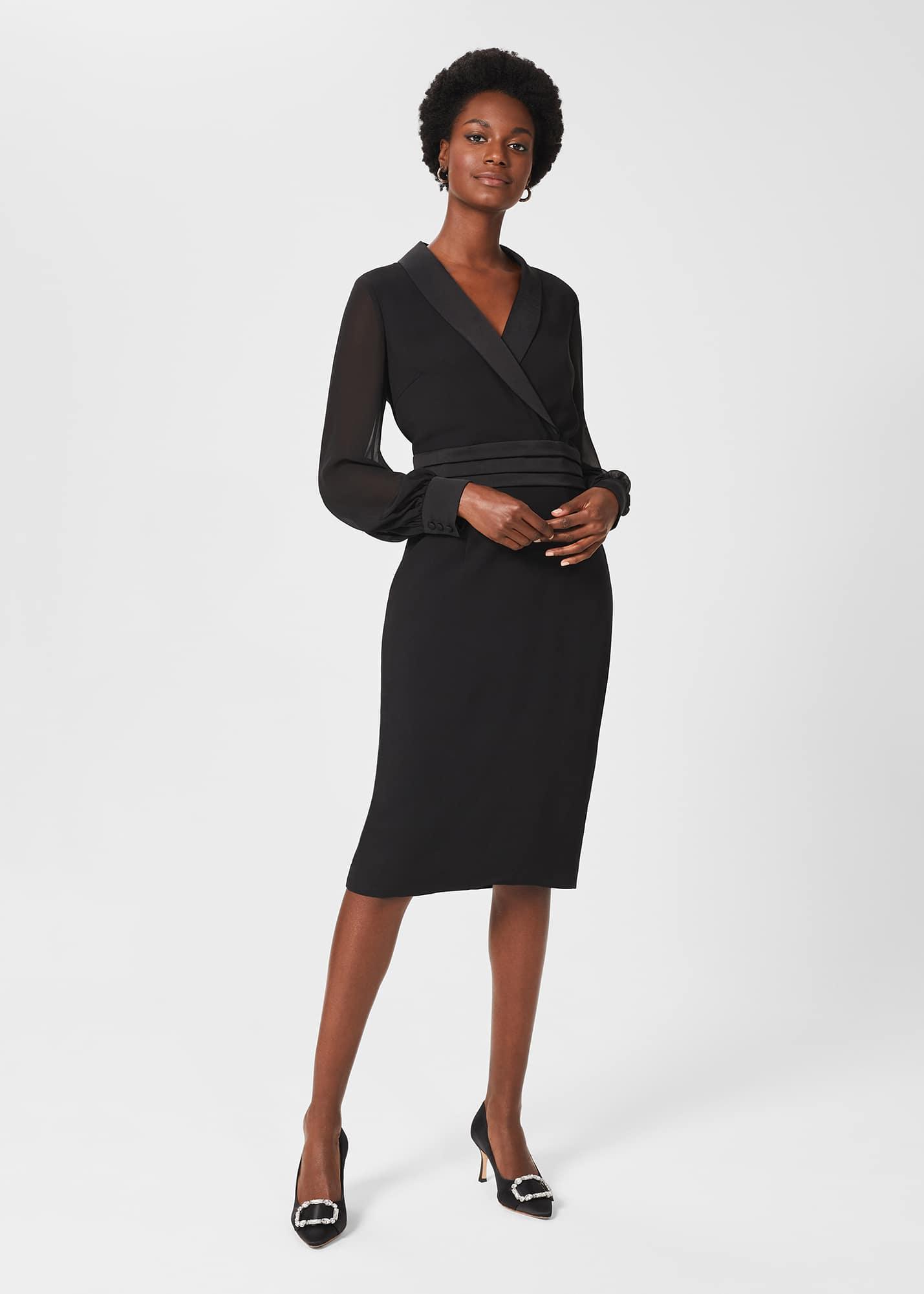 Hobbs Women Fridah Tux Dress