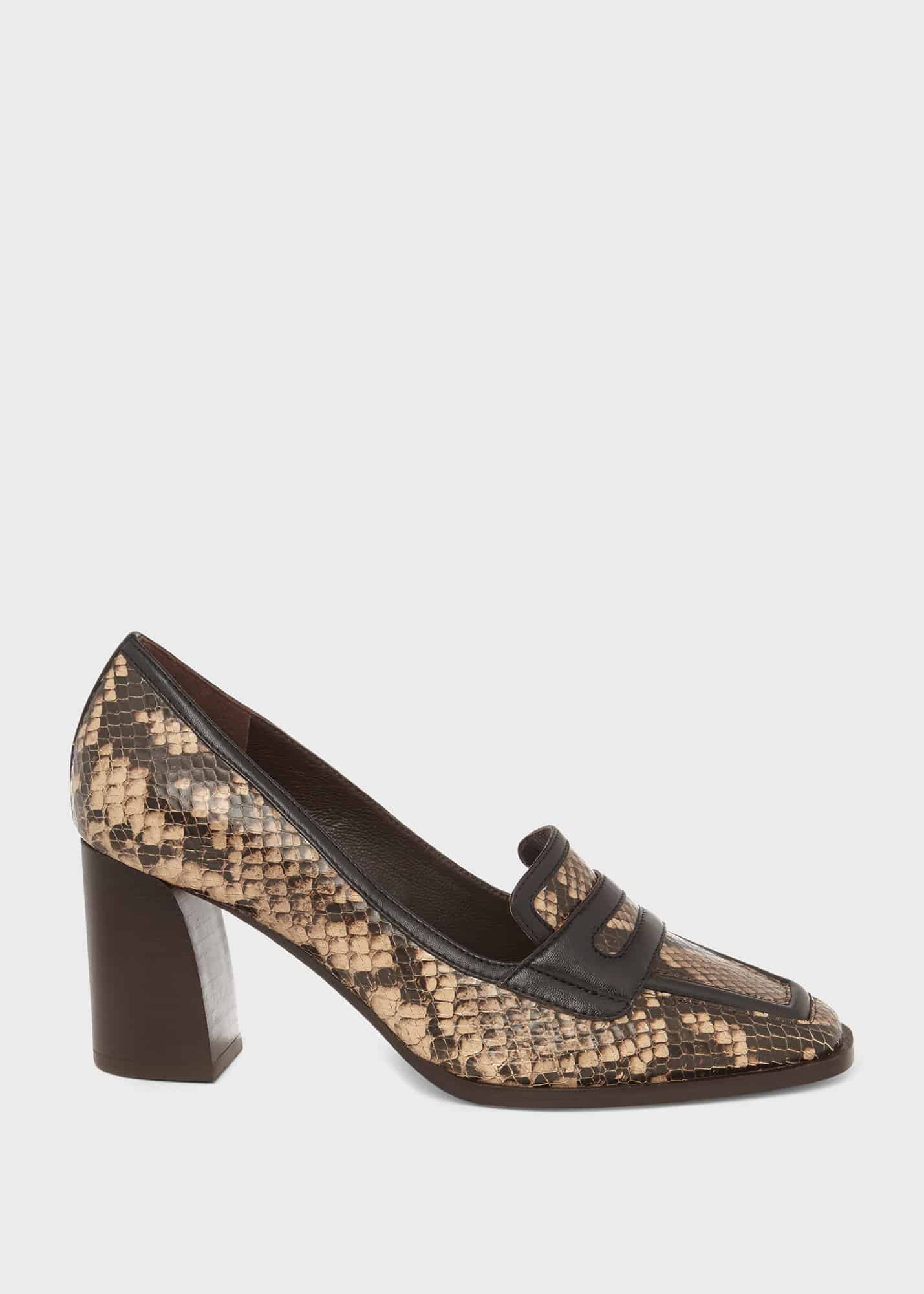 Hobbs Women Niamh Leather Court Shoes