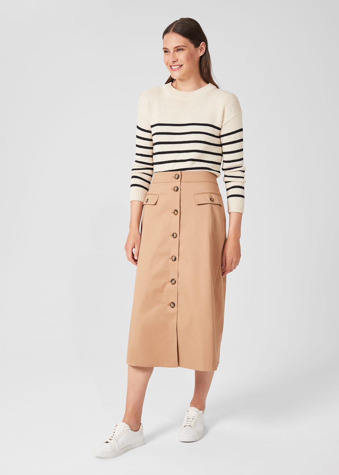 Hobbs Women Taryn A-Line Skirt