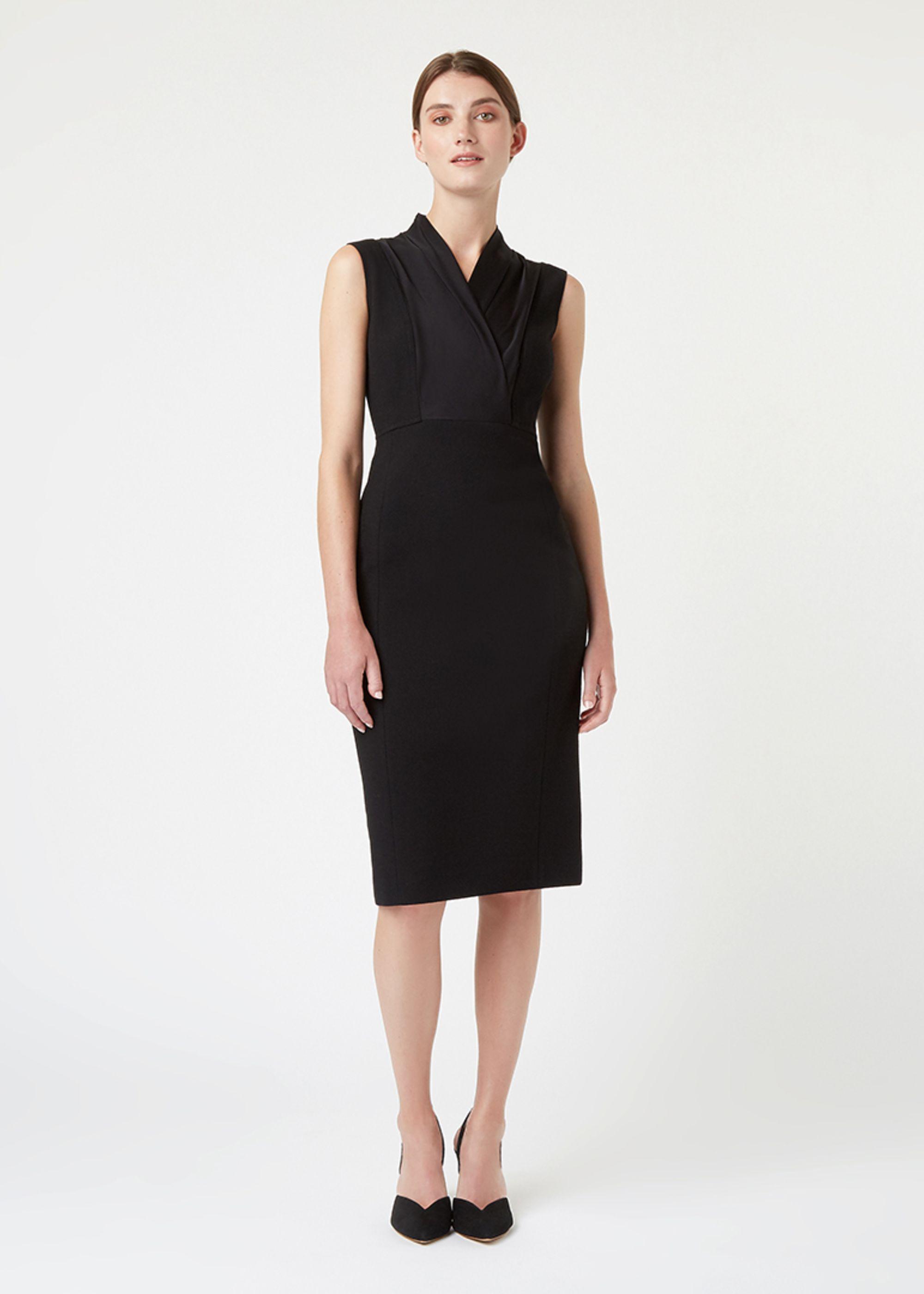Hobbs Women Katherine Wool Dress