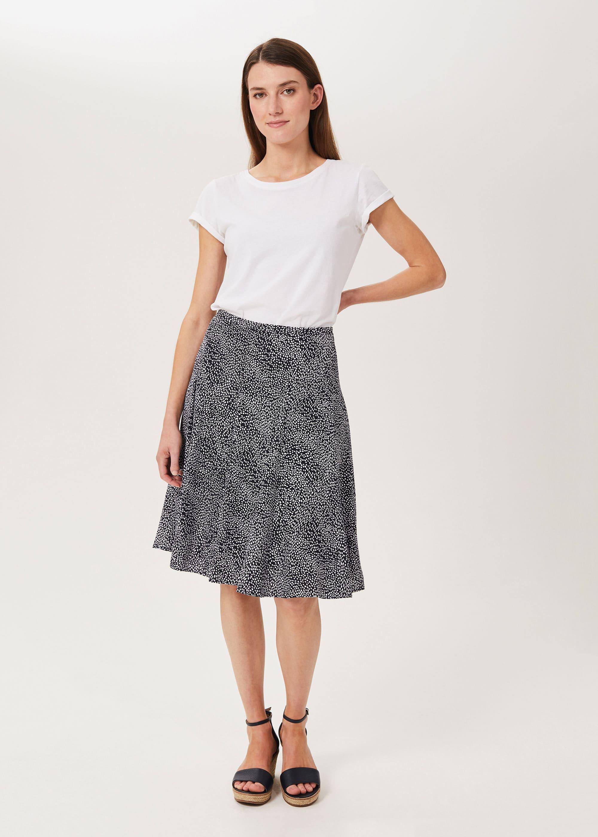 Hobbs Women Inez Printed Skirt