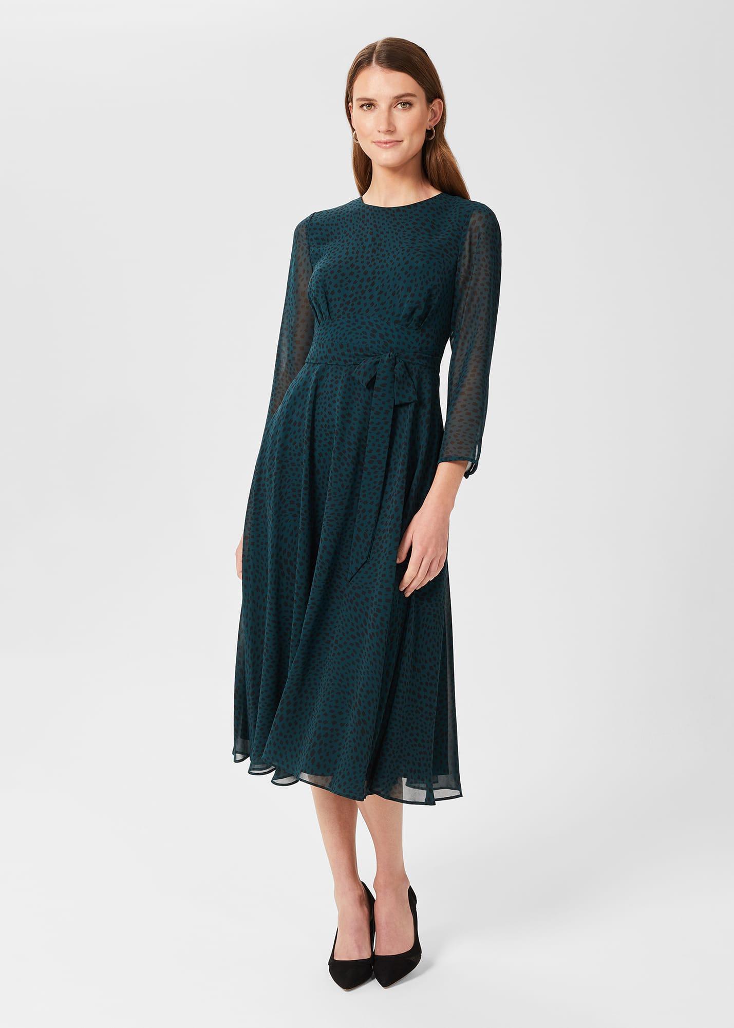 Hobbs Women Mimi Printed Dress