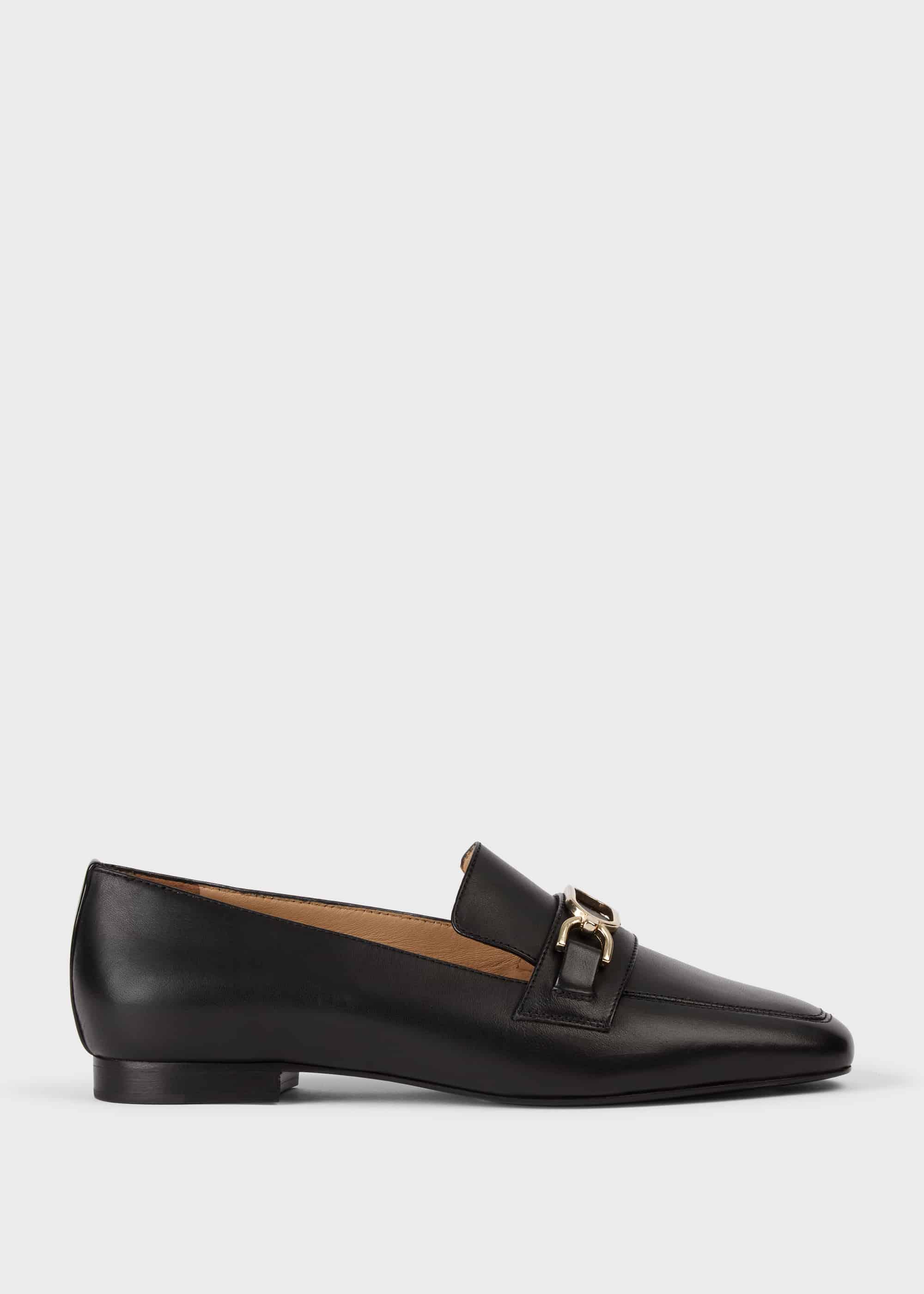 Hobbs Women Alexia Leather Flat Shoes