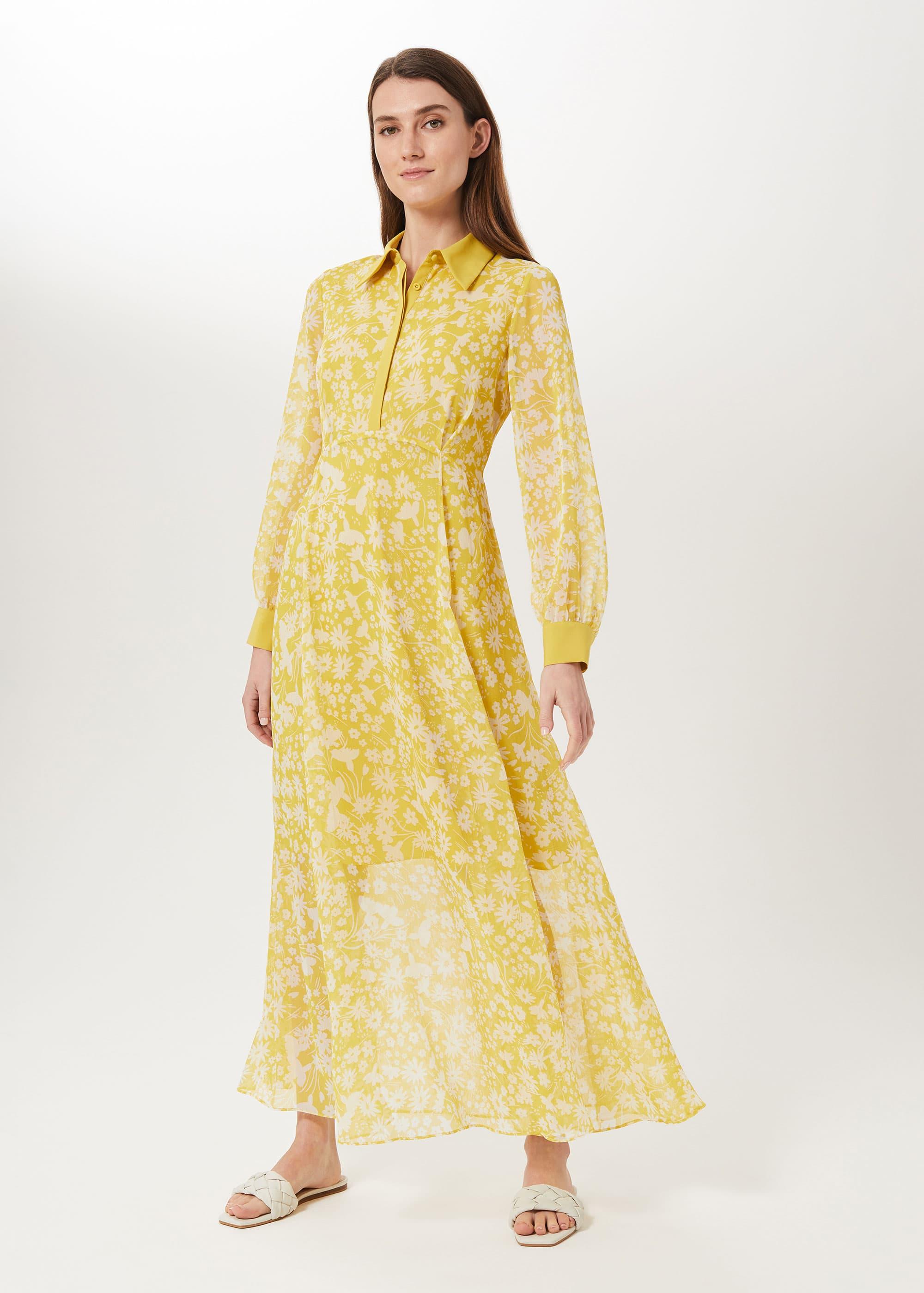 Hobbs Women Claudine Floral Dress