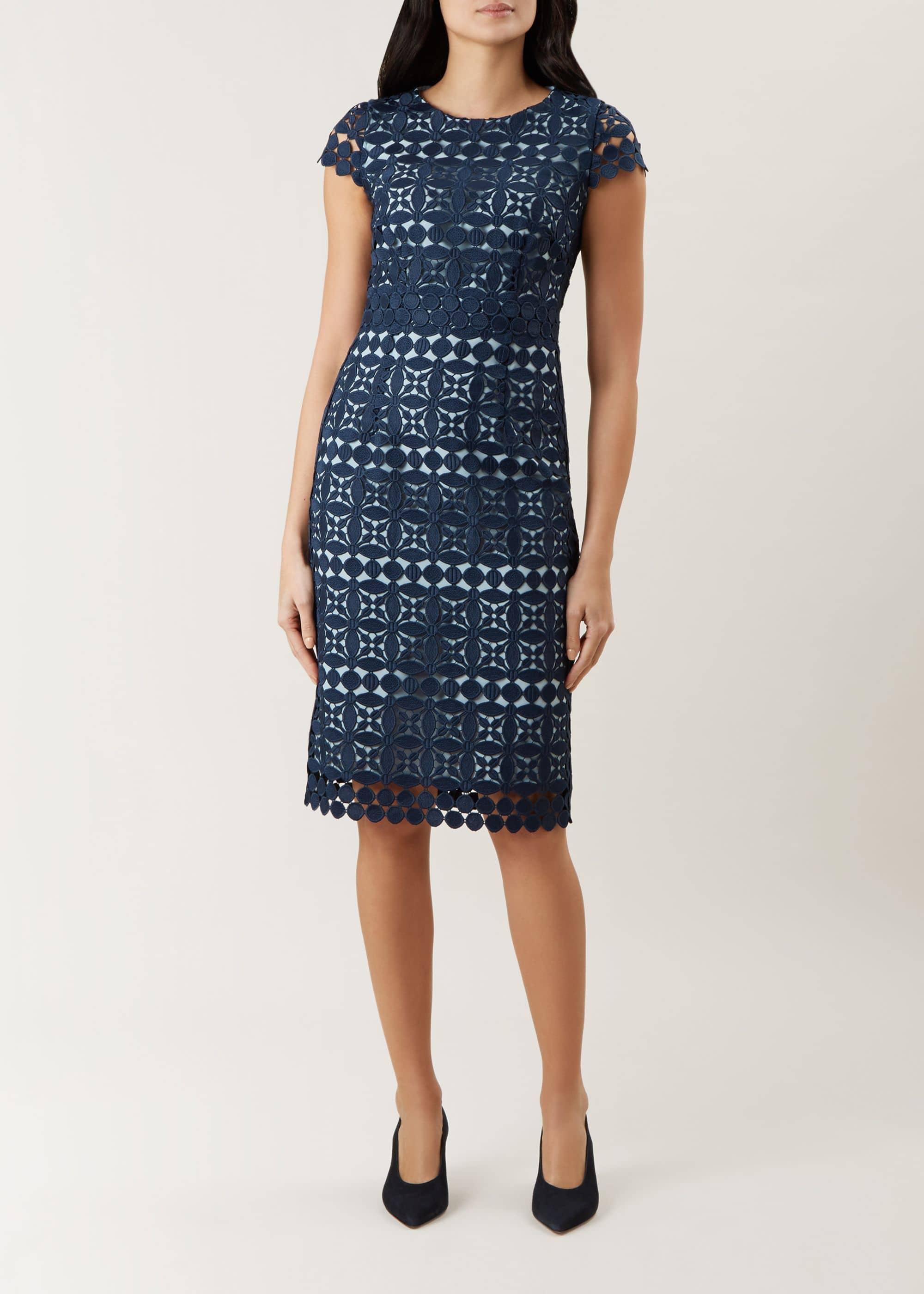 Hobbs Women Mabelle Lace Dress