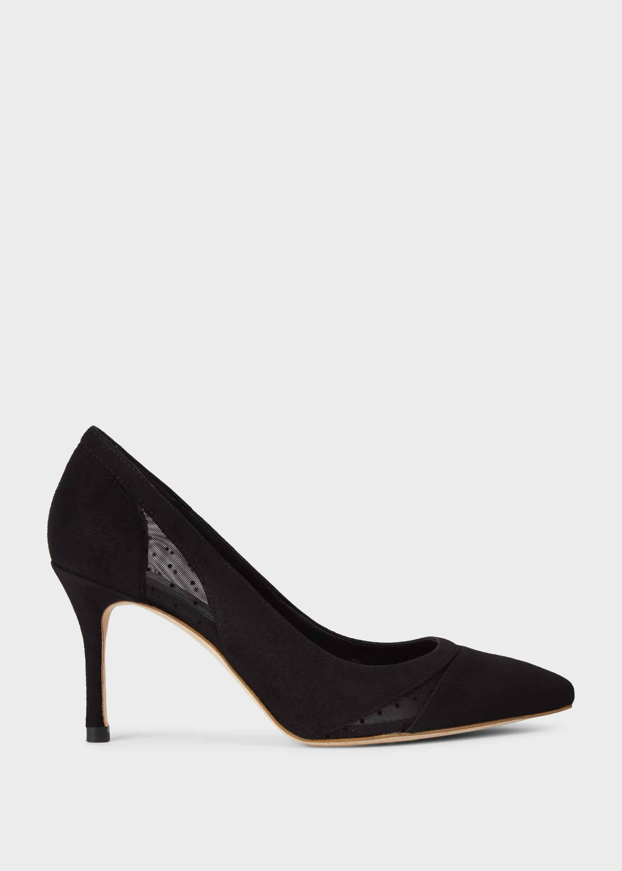 Hobbs Women Layla Leather Court Shoes