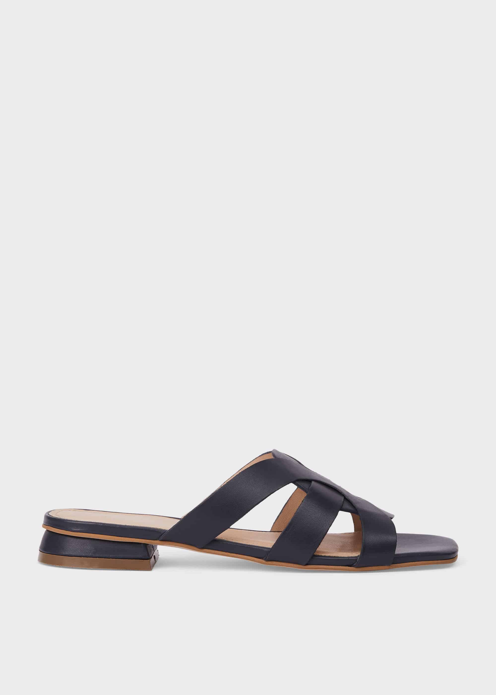 Hobbs Women Alexandra Leather Sandals