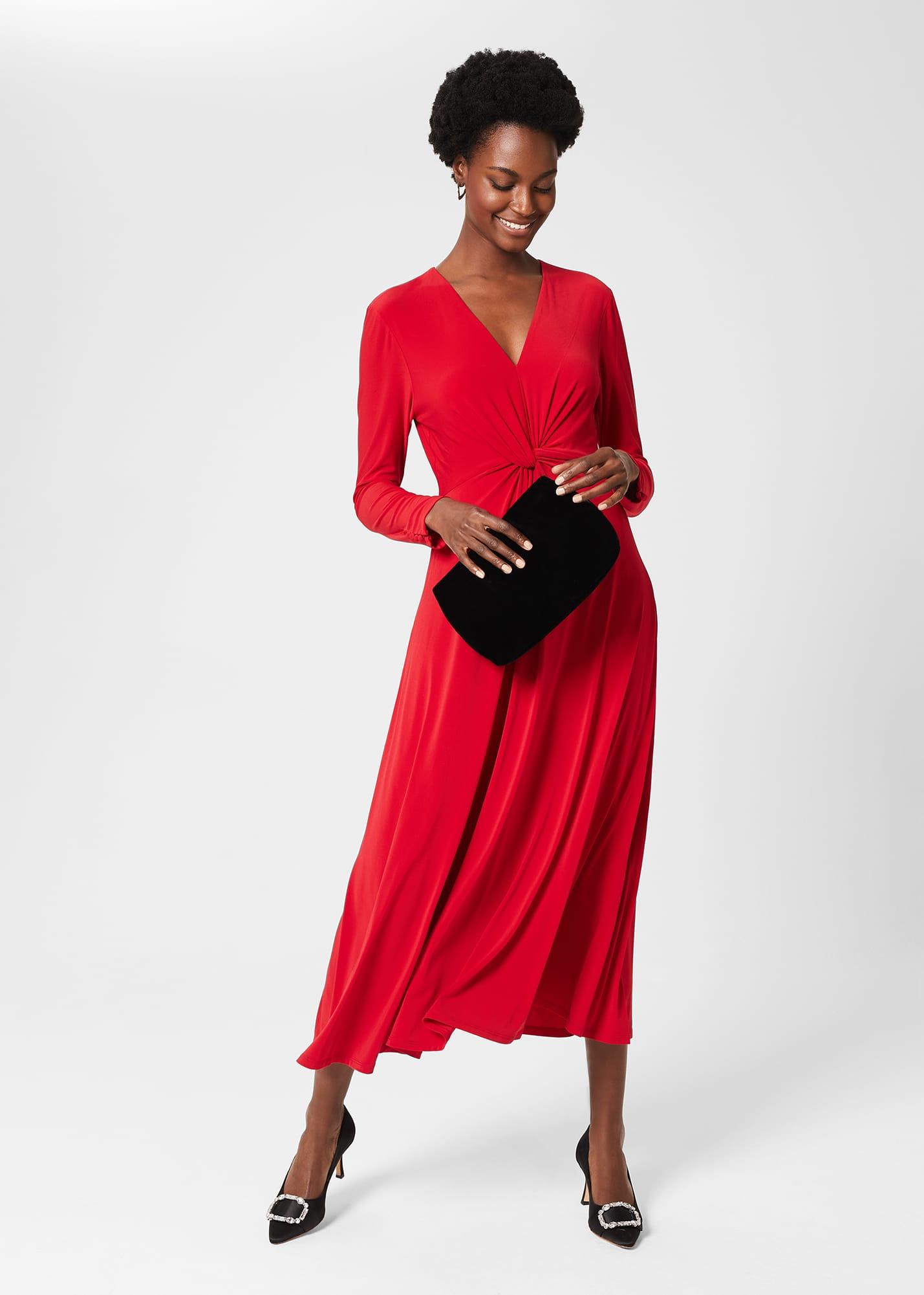 Hobbs Women Uma Jersey Dress