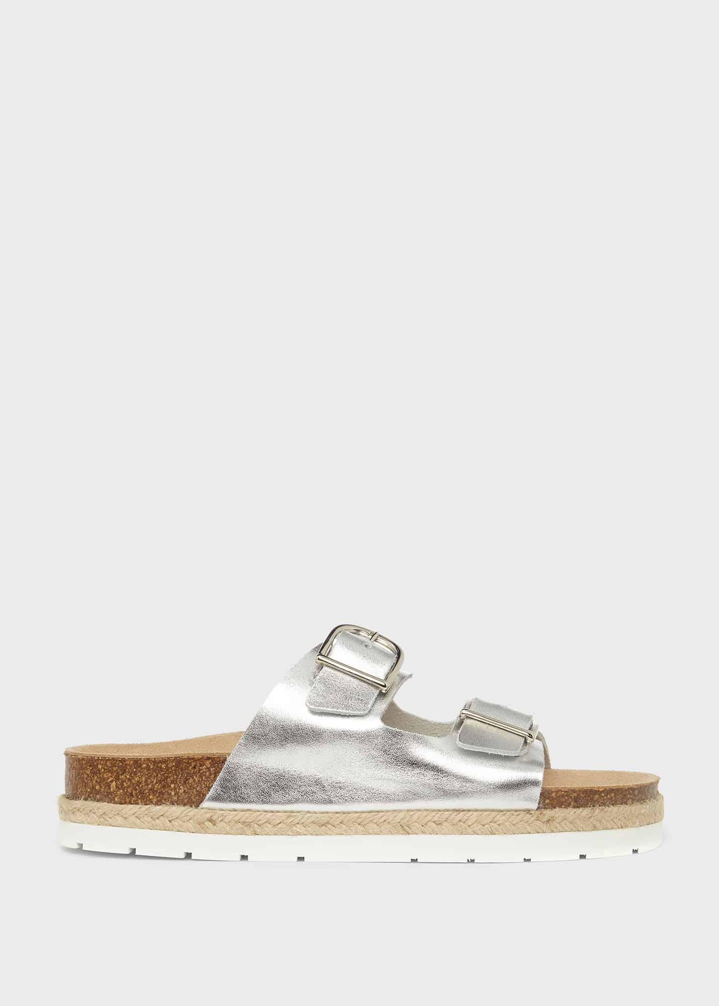 Hobbs Women Ariel Leather Sandal
