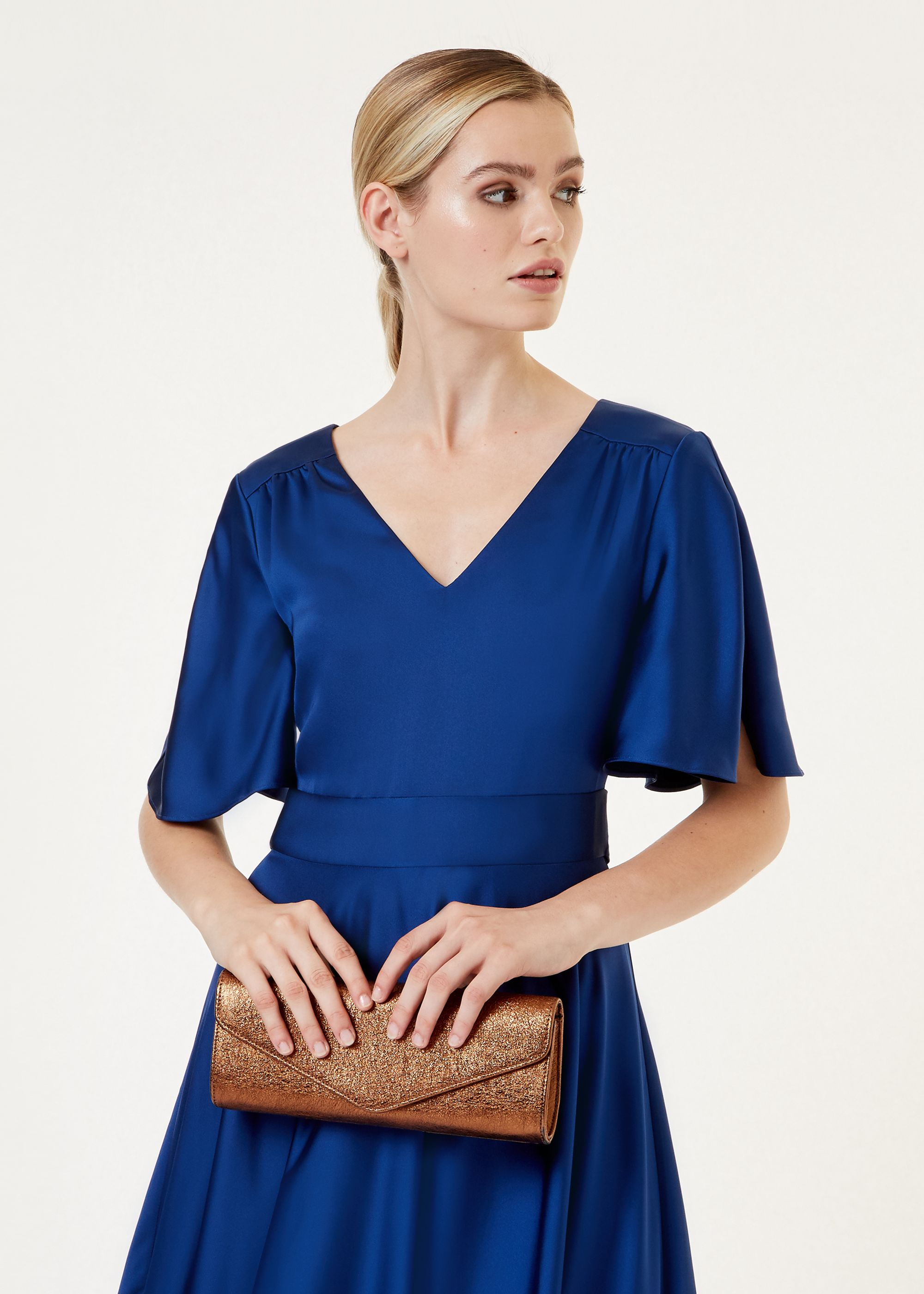Hobbs Women Evie Clutch Bag