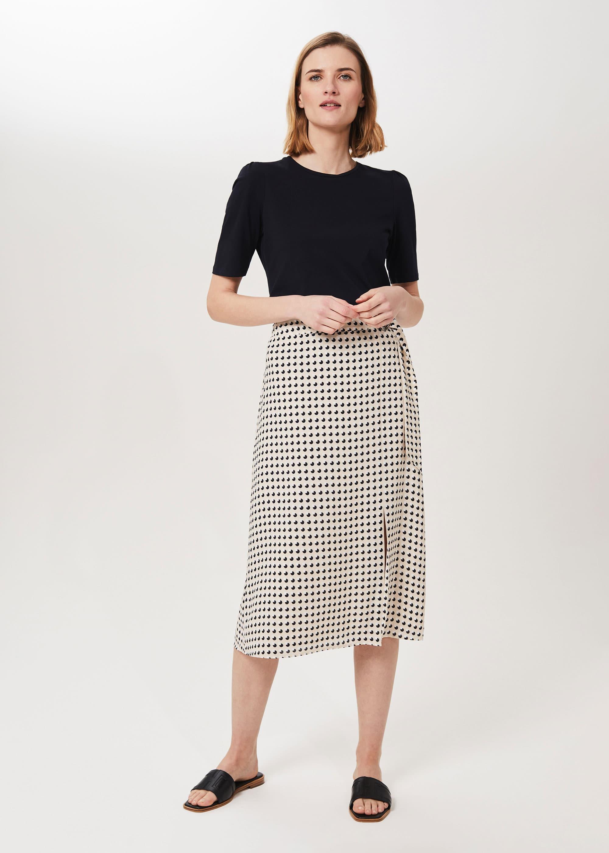 Hobbs Women Joelle Midi Skirt